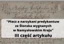 Najstarszy zabytek śląskiej literatury? (Część 3)