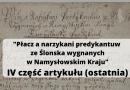 Najstarszy zabytek śląskiej literatury? (Część 4)