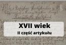 Najstarszy zabytek śląskiej literatury? (Część 2)