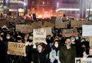 Rekordowy protest w obronie praw kobiet w Katowicach [FOTORELACJA]