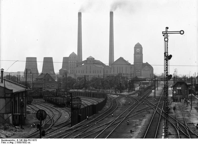 EC Szōmbierki na poczōntku lot 30. Fot:Bundesarchiv, B 145 Bild-P011875 / CC-BY-SA 3.0