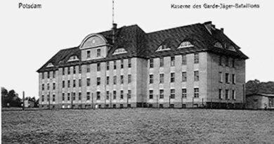 Harynki Bismarcka cz. 3: Na służbie państwa i amora