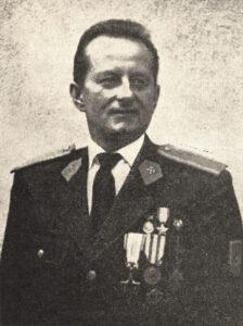 Józef Pribula, ok. 1960 r. / z publikacji Monografia Polskiego Związku Kulturalno-Oświatowego w CSRS 1947–1962 (Ostrava 1962)