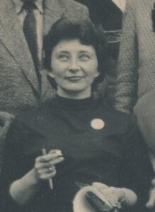 Wanda Pribulowa, ok. 1960 r. / ze zbiorów Ośrodka Dokumentacyjnego Kongresu Polaków w Republice Czeskiej