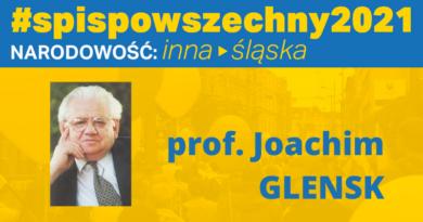 Prof. Joachim Glensk: Zniewolenie narodowe?