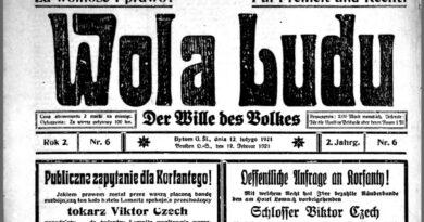 Przemiany ideologiczne, polityczne, narodowościowe na Górnym Śląsku 1871-1922 (cz. 6)