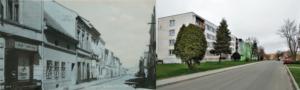 Ulica Hlavní we Ôsobłodze