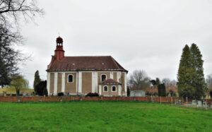 Kościōł św. Mikołaja w Ôsobłodze