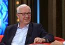 Jiří Drahoš uczy ślōnskygo we czeskej TV